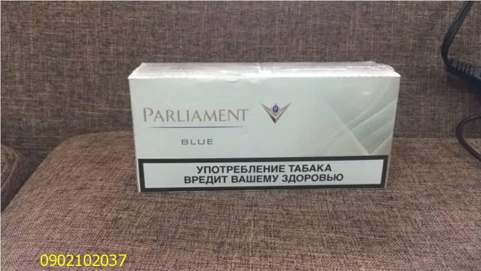 Thuốc lá điện tử Paliament blue IQOS