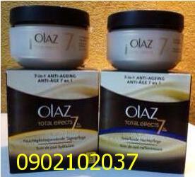 Kem dưỡng da Olaz 7 tác dụng - Olaz Total Effects 7 in 1