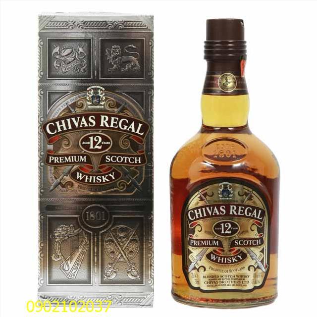 Rượu CHIVAS 12 YEARS