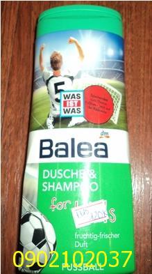 Sữa tắm, gội Balea – Đức cho bé (300ml)