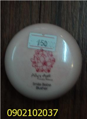 Phấn má hồng Ally's Ajell Smile Bebe - Hàn Quốc