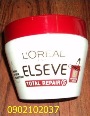 Kem ủ dưỡng tóc L'OREAL Elseve Total repair 5 của Pháp