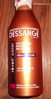 Dầu gội dành cho tóc dầu DESSANGE của Pháp
