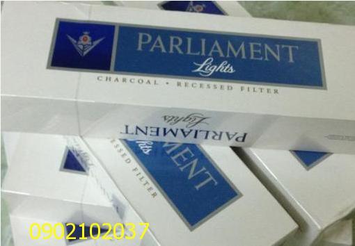 Thuốc lá Parliament Lights Hàn Quốc