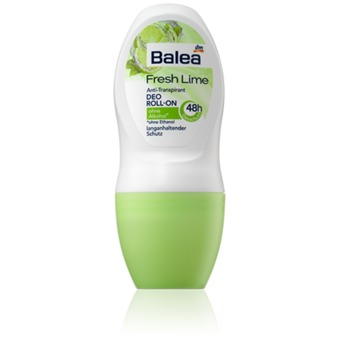 Lăn khử mùi Balea Deo Roll-on Fresh Lime - 48h