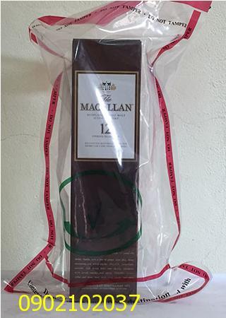Rượu Macallan 12 năm - hàng xịn, chính hiệu 100%