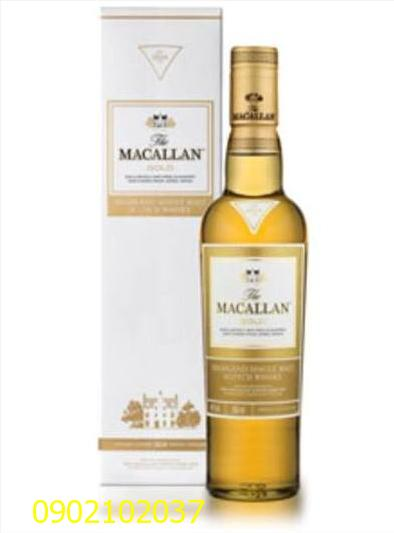 RƯỢU MACALLAN GOLD