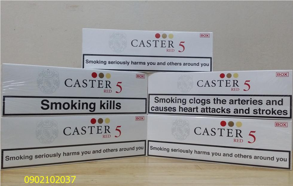 Thuốc lá Winston Caster 5 Đức