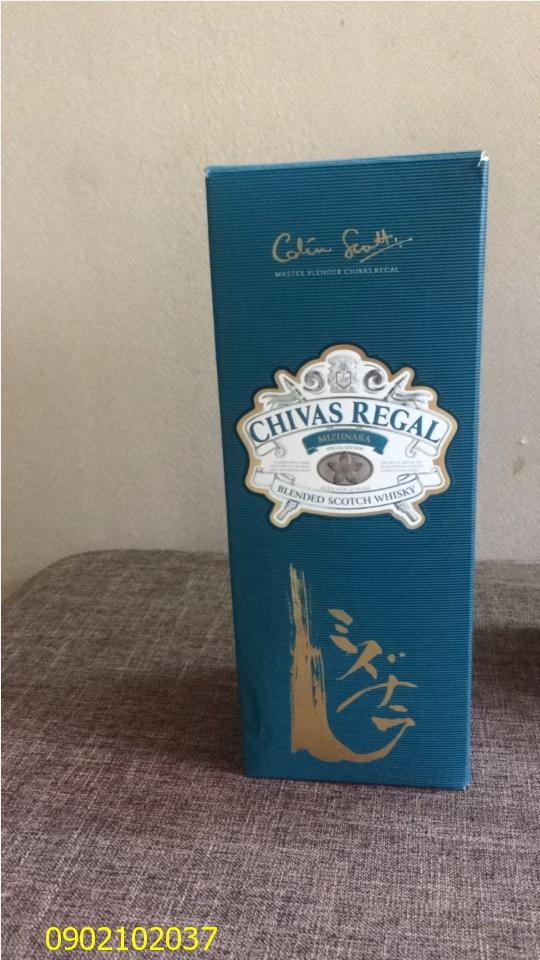 Rượu Chivas Nhật